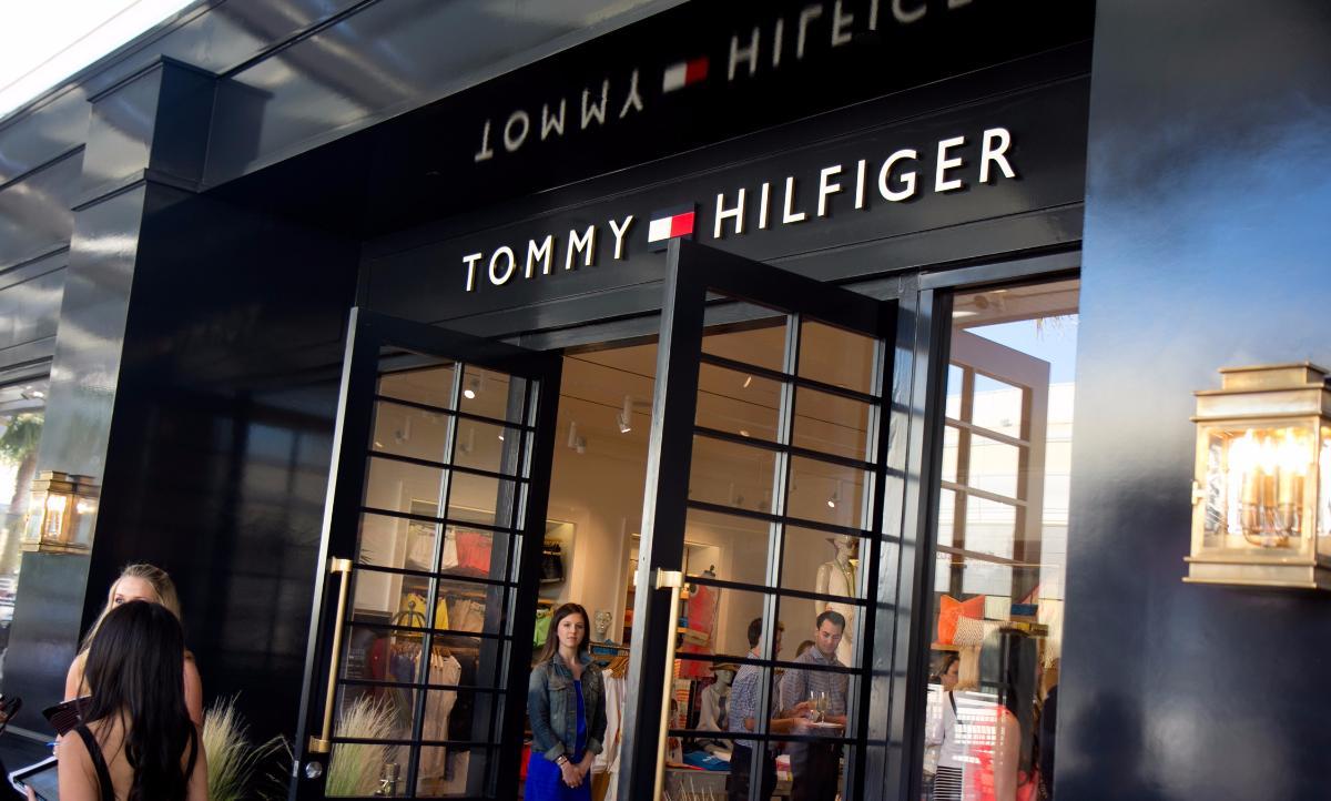252afb3a9905 Сеть магазинов Tommy Hilfiger / вентиляция, кондиционирование ...