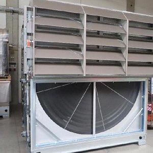 применение роторных рекуператоров в вентиляции